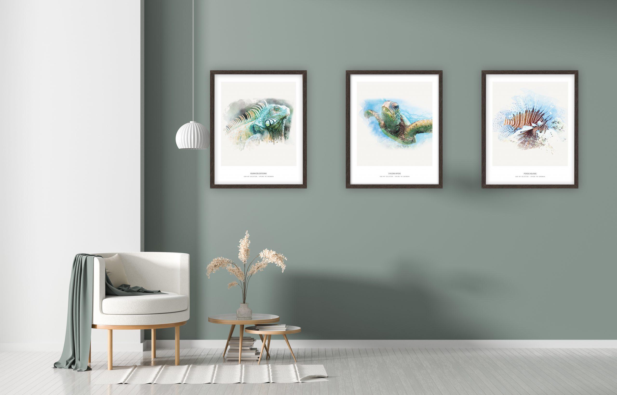 Fine Art Printing - Explore the Caribbean